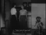 Ясудзиро Одзу. ТОКИЙСКАЯ ПОВЕСТЬ (трейлер). 1953