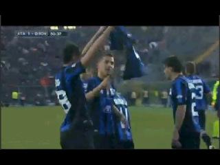 Atalanta - Roma 1-0 51' Brivio