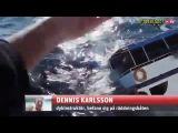 Дайвер снял кораблекрушение на видеокамеру